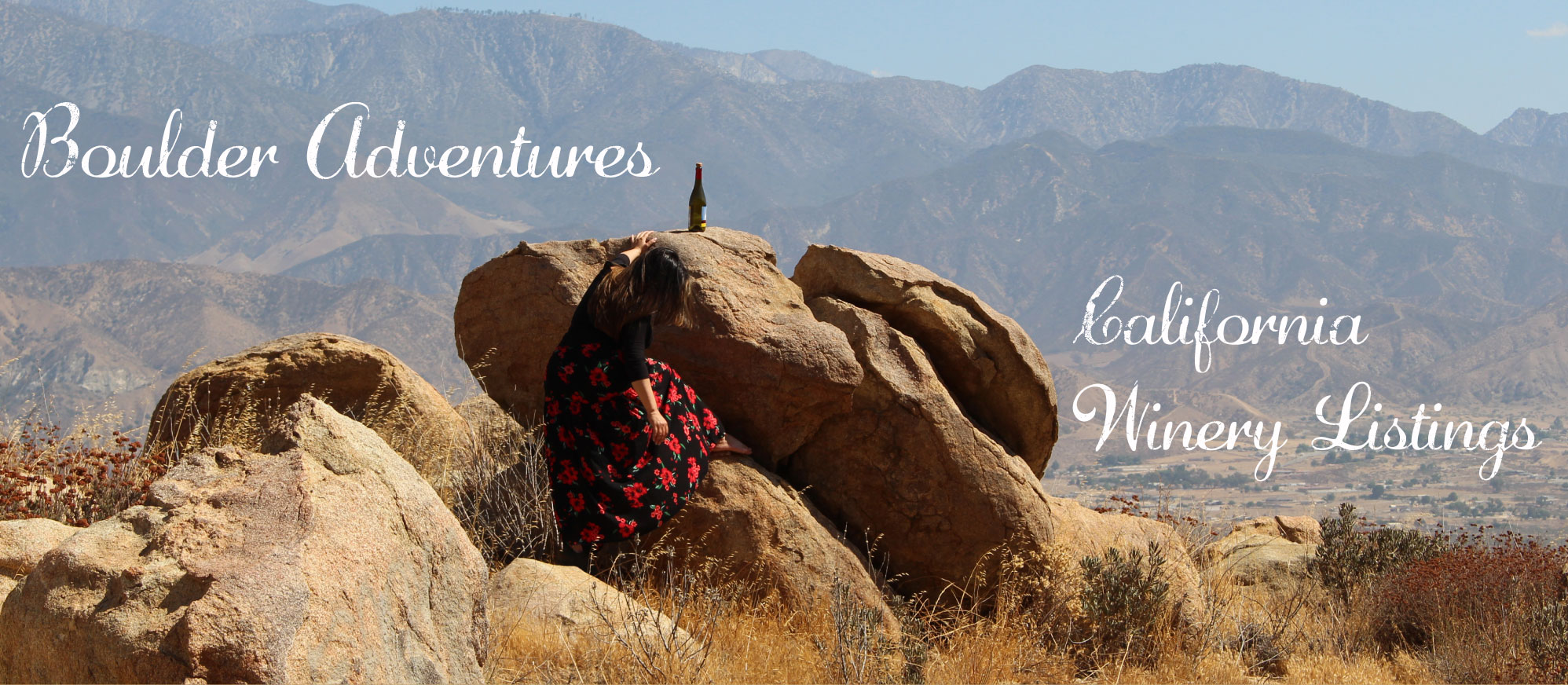 Boulder Adventures - California Winery Listings