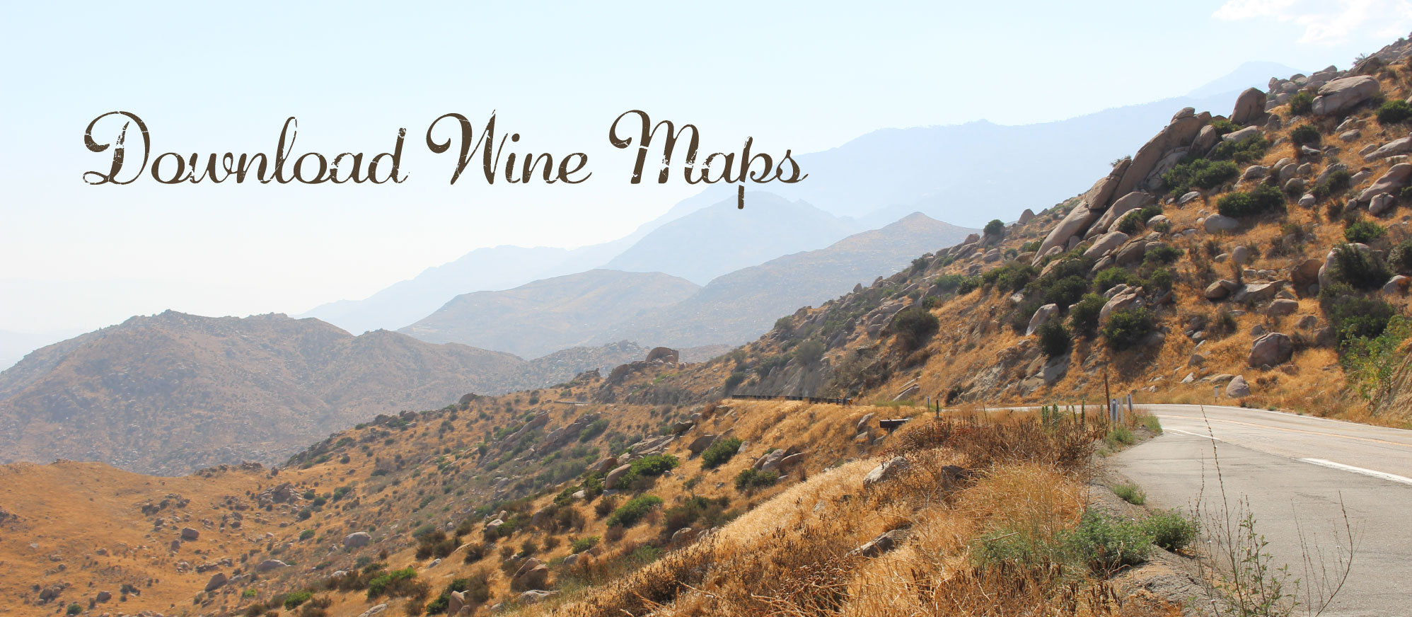 Download Wine Maps