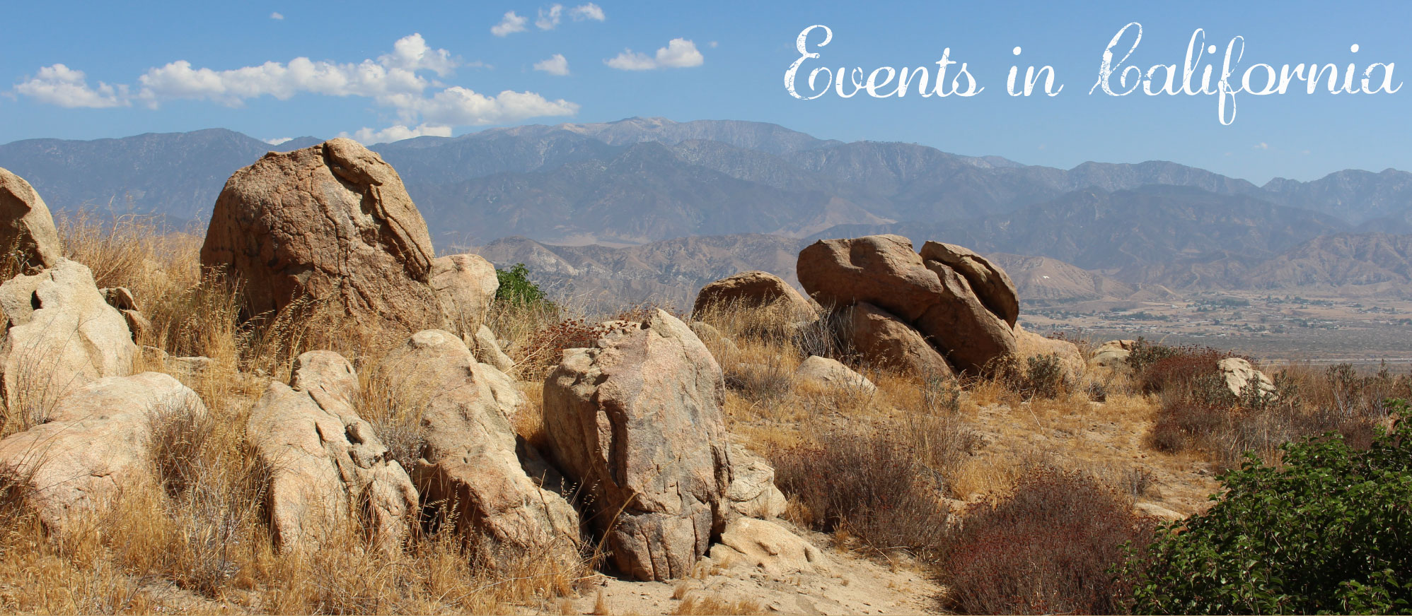 Events in California
